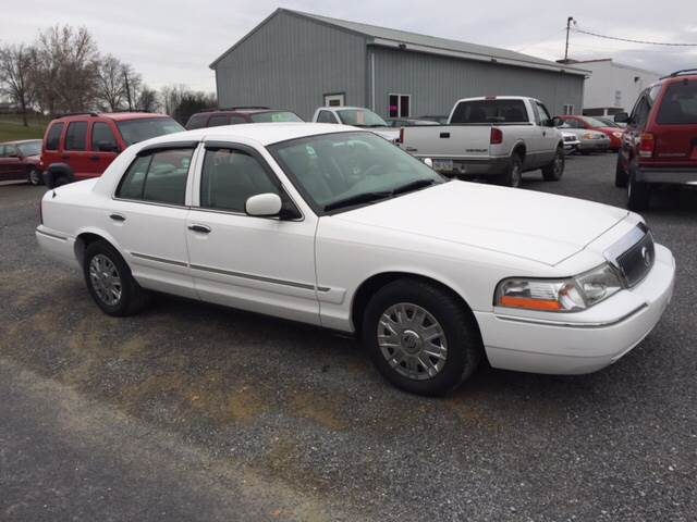 2005 Mercury Grand Marquis GS 4dr Sedan - Chambersburg PA