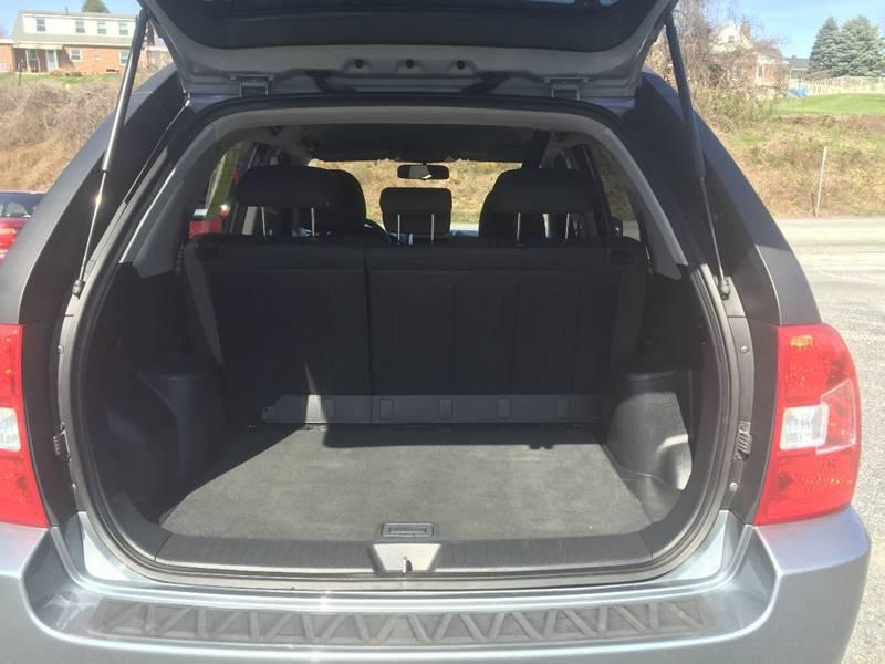 2009 Kia Sportage AWD LX V6 4dr SUV - Chambersburg PA