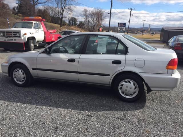 1998 Honda Civic LX 4dr Sedan - Chambersburg PA