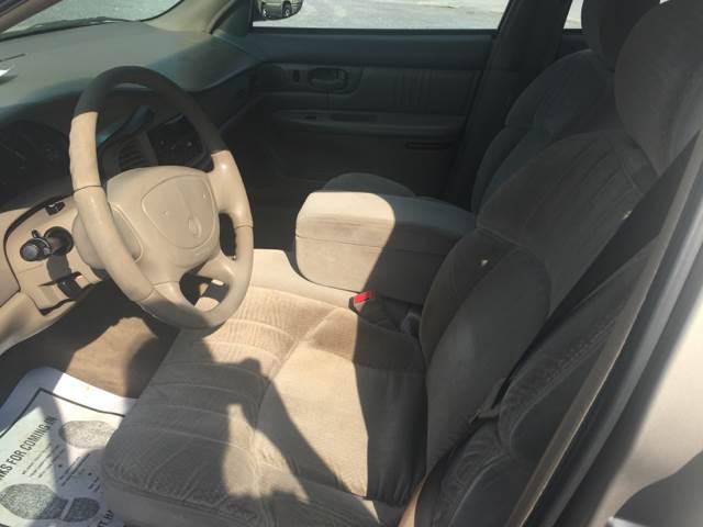 2000 Buick Century Custom 4dr Sedan - Chambersburg PA