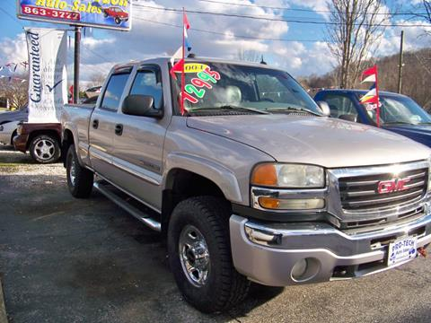 2004 GMC Sierra 2500HD for sale in Parkersburg, WV