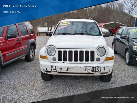 2007 Jeep Liberty for sale in Parkersburg, WV