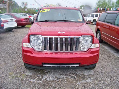 2010 Jeep Liberty for sale in Parkersburg, WV