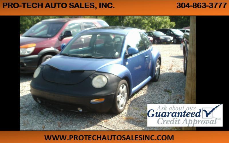 2000 Volkswagen New Beetle GLS 2dr Hatchback - Parkersburg WV