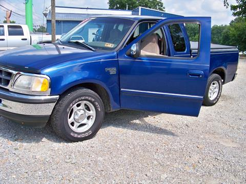 1998 Ford F-150 for sale in Parkersburg, WV