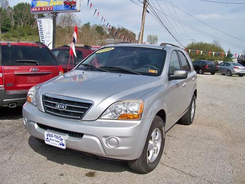 2008 Kia Optima LX for sale at PRO Tech Auto Sales in Parkersburg WV