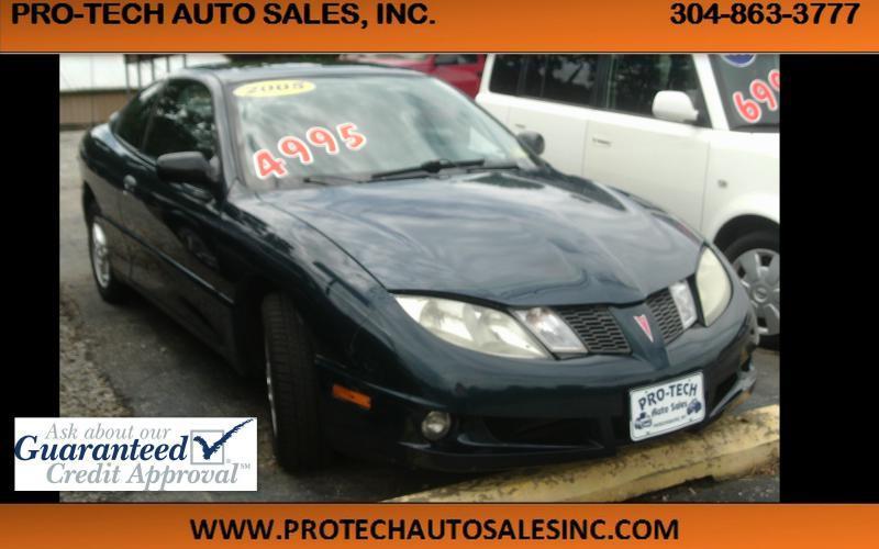 2005 Pontiac Sunfire 2dr Coupe - Parkersburg WV