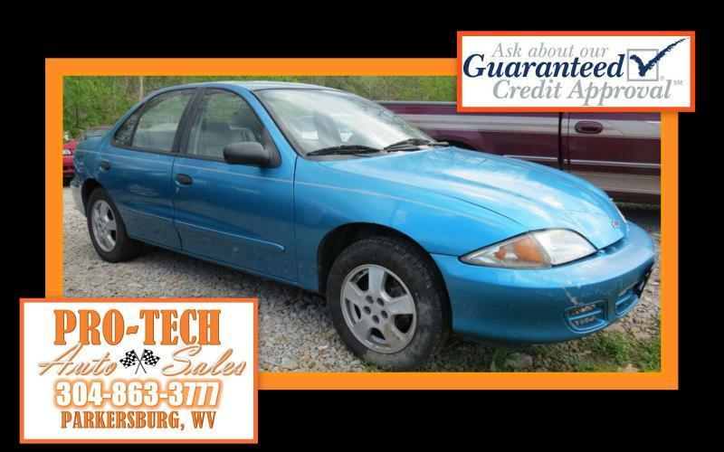 2000 Chevrolet Cavalier LS 4dr Sedan - Parkersburg WV
