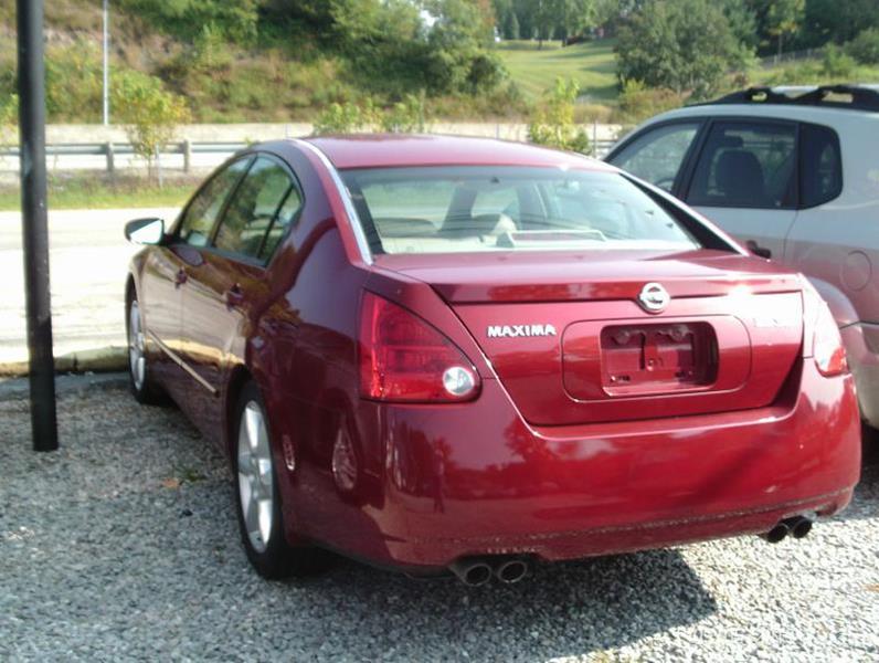 2004 Nissan Maxima SE - Parkersburg WV