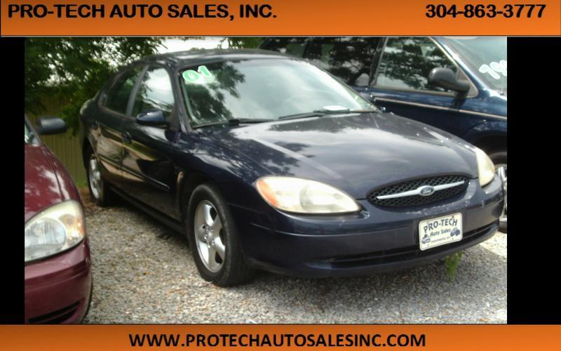2001 Ford Taurus SE 4dr Sedan - Parkersburg WV