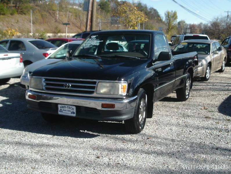 1994 Toyota T100 2dr DX Standard Cab LB - Parkersburg WV