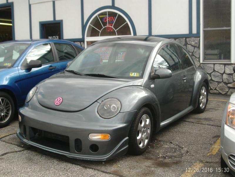 2002 Volkswagen New Beetle GLS TDI 2dr Hatchback - Parkersburg WV