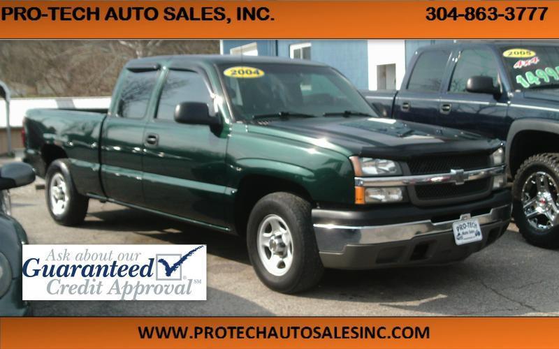 2004 Chevrolet Silverado 1500  - Parkersburg WV