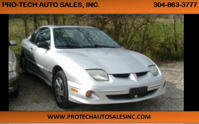 2002 Pontiac Sunfire SE 2dr Coupe - Parkersburg WV