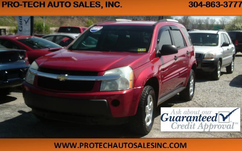 2006 Chevrolet Equinox LS 4dr SUV - Parkersburg WV