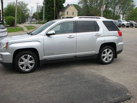 2016 GMC Terrain for sale in Toulon, IL