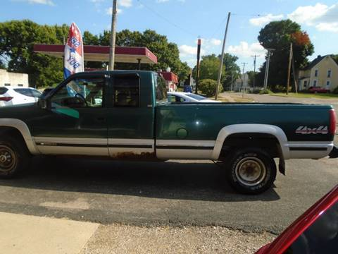 1995 Chevrolet C/K 2500 Series for sale in Toulon, IL