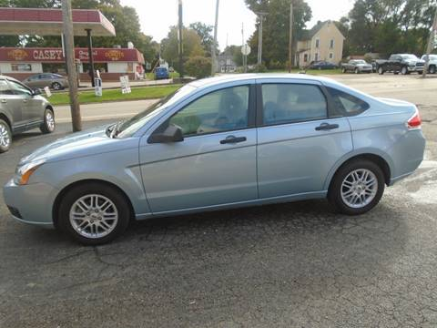 2009 Ford Focus for sale in Toulon, IL