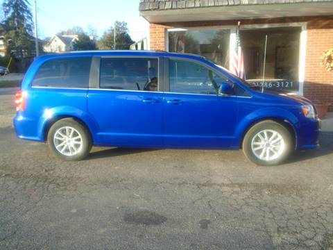 2019 Dodge Grand Caravan for sale at Nelson Auto Sales in Toulon IL