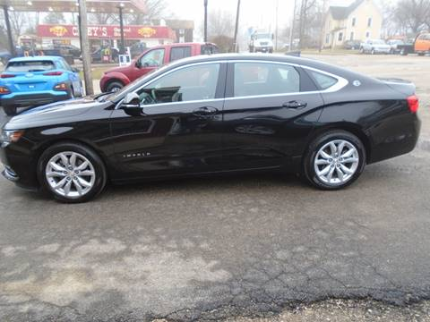 2019 Chevrolet Impala for sale at Nelson Auto Sales in Toulon IL