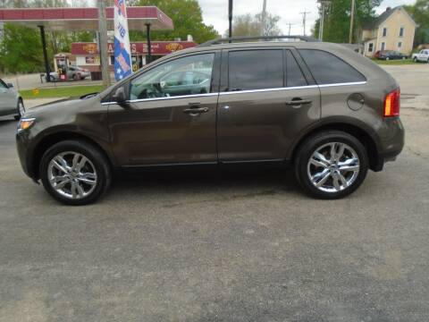 2011 Ford Edge Limited for sale at Nelson Auto Sales in Toulon IL