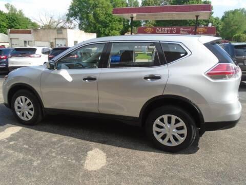2016 Nissan Rogue S for sale at Nelson Auto Sales in Toulon IL