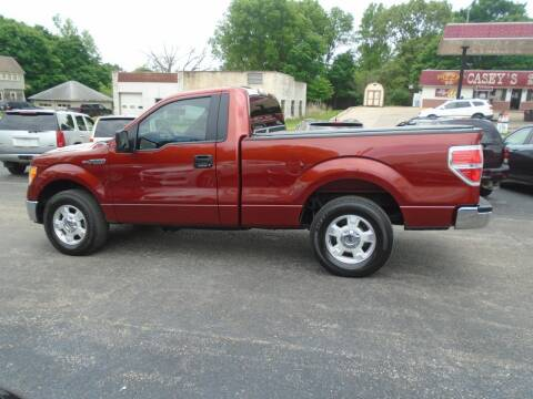 2014 Ford F-150 XLT for sale at Nelson Auto Sales in Toulon IL