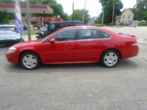 2013 Chevrolet Impala for sale at Nelson Auto Sales in Toulon IL