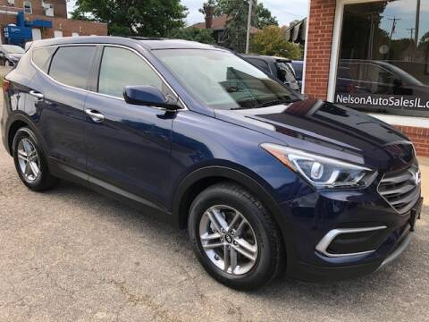 2018 Hyundai Santa Fe Sport for sale at Nelson Auto Sales in Toulon IL