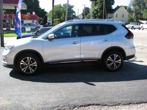 2018 Nissan Rogue for sale at Nelson Auto Sales in Toulon IL