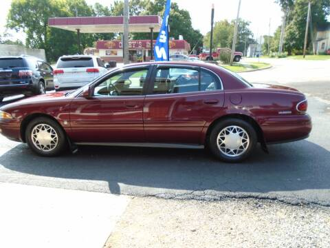 2000 Buick LeSabre for sale at Nelson Auto Sales in Toulon IL