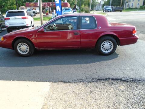 1994 Mercury Cougar for sale at Nelson Auto Sales in Toulon IL
