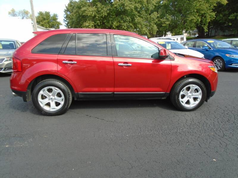2011 Ford Edge for sale at Nelson Auto Sales in Toulon IL
