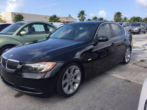 2006 BMW 3 Series for sale in Palm Springs, FL