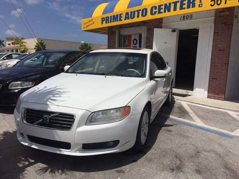 2009 Volvo S80 for sale at PRIME AUTO CENTER in Palm Springs FL