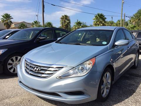 2011 Hyundai Sonata for sale at PRIME AUTO CENTER in Palm Springs FL