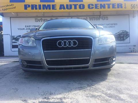 2006 Audi A4 for sale in Palm Springs, FL