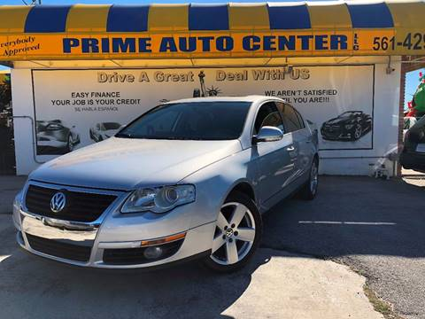 2009 Volkswagen Passat for sale at PRIME AUTO CENTER in Palm Springs FL
