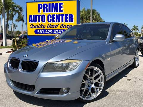 2009 BMW 3 Series for sale at PRIME AUTO CENTER in Palm Springs FL