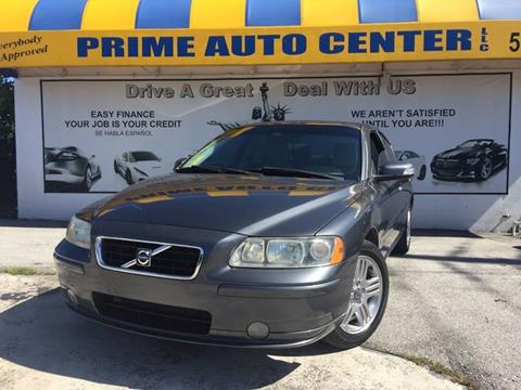 2007 Volvo S60 for sale at PRIME AUTO CENTER in Palm Springs FL