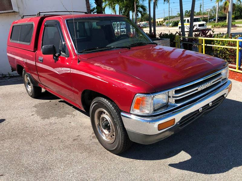 1991 Toyota Pickup for sale at PRIME AUTO CENTER in Palm Springs FL