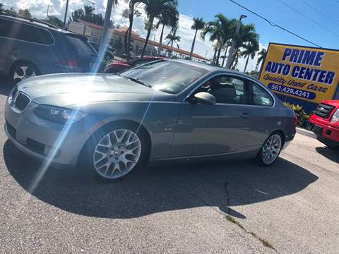 2008 BMW 3 Series for sale at PRIME AUTO CENTER in Palm Springs FL