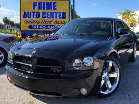 2009 Dodge Charger for sale at PRIME AUTO CENTER in Palm Springs FL