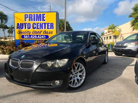 2010 BMW 3 Series for sale at PRIME AUTO CENTER in Palm Springs FL