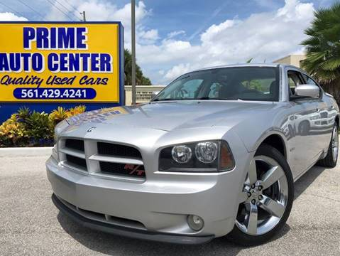 2008 Dodge Charger for sale at PRIME AUTO CENTER in Palm Springs FL
