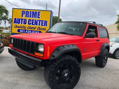 1999 Jeep Cherokee for sale in Palm Springs, FL