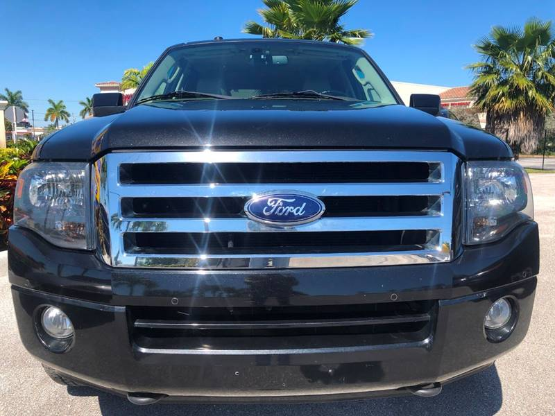 2012 Ford Expedition 4x4 Limited 4dr SUV In Palm Springs FL - PRIME