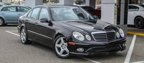 2009 Mercedes-Benz E-Class for sale at PRIME AUTO CENTER in Palm Springs FL