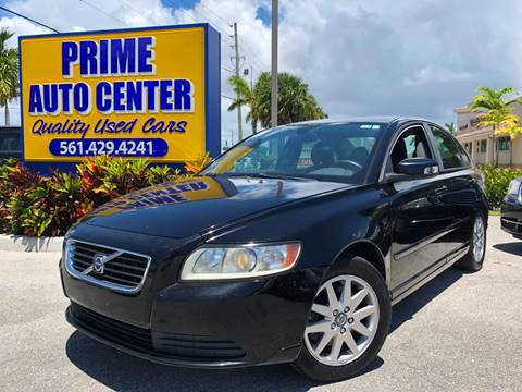 2008 Volvo S40 for sale at PRIME AUTO CENTER in Palm Springs FL