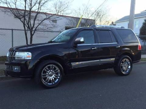 2007 Lincoln Navigator for sale at PRIME AUTO CENTER in Palm Springs FL